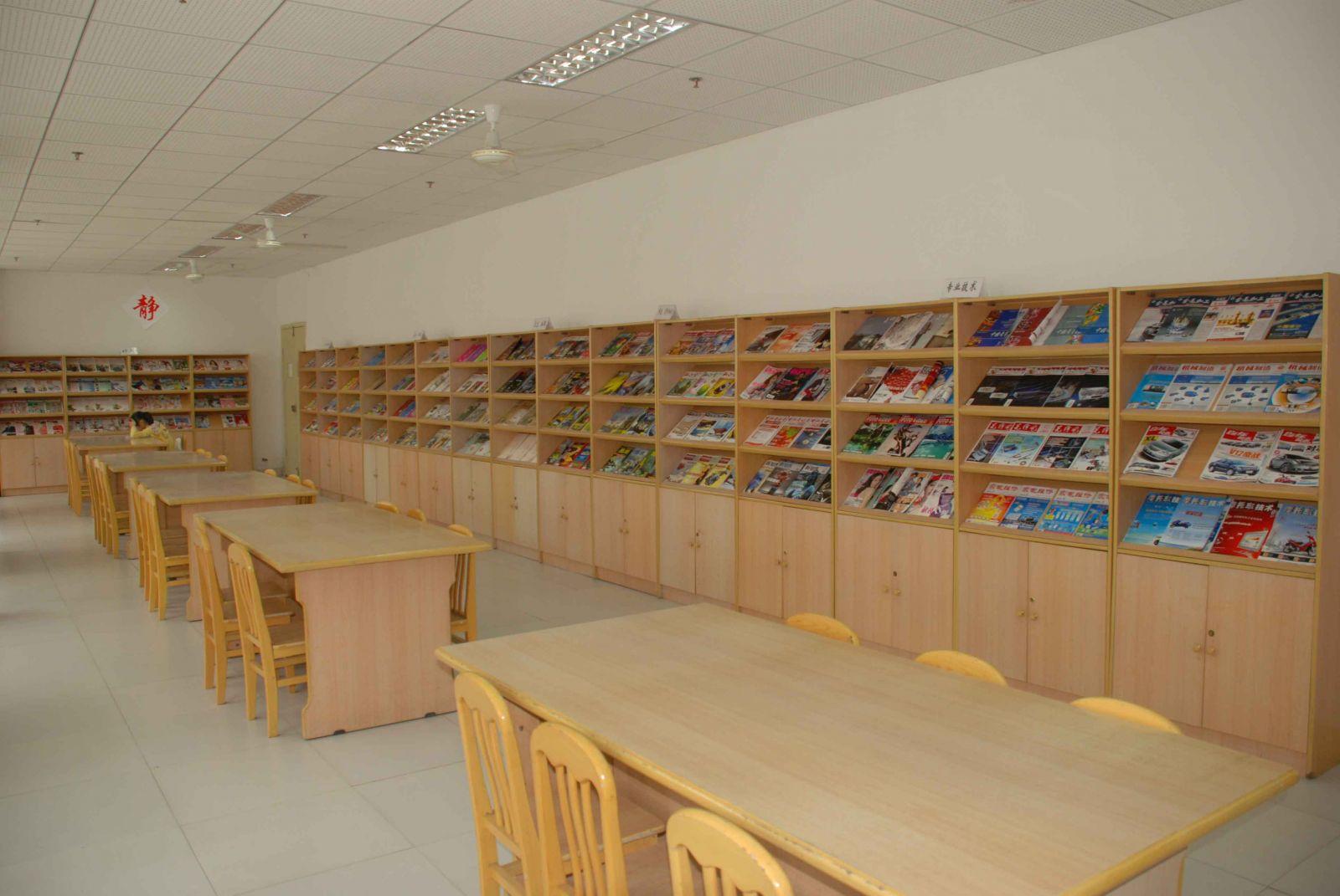 cn 中职学校图书馆建设存在的问题及对策              我开学上中专